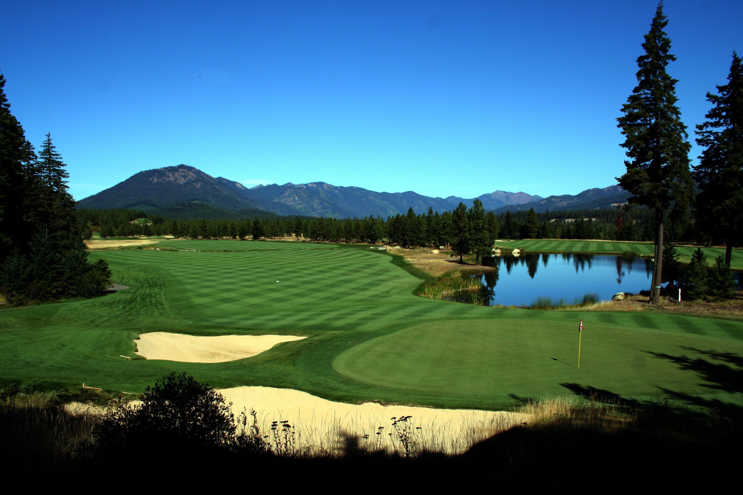 Casino golf courses in washington